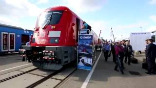 Národním vlakem na Innostrans 2016!