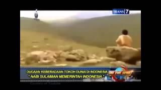 On The Spot Trans7 Terbaru  Dugaan Tokoh Dunia Ada Di Indonesia