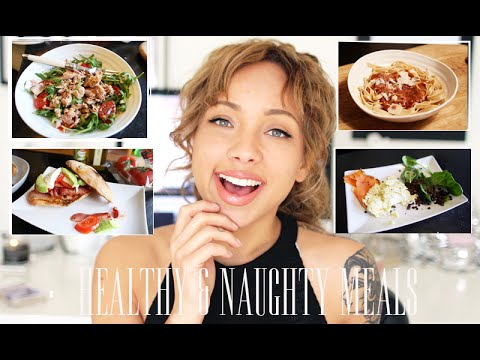 Video My Naughty & Healthy Meal Recipes