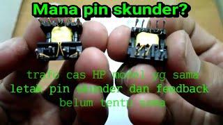 Download Video Cek kaki Trafo charger Nokia untuk Joule Thief MP3 3GP MP4