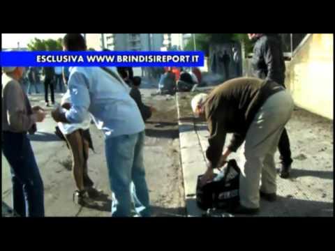 ESCLUSIVO da BrindisiReport: il Video dell'attentato alla scuola Falcone e Morvillo