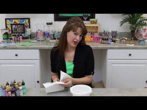 Tips for Painting on Glass