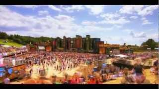 Tommorrowland 2012 TimeLapse HD