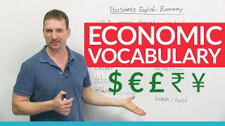 English Vocabulary: How to talk about the economy | Kholo.pk