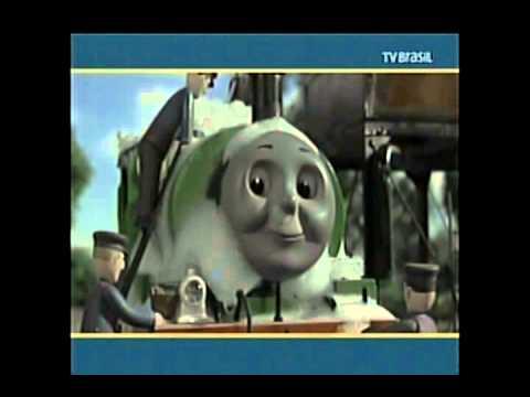Thomas e seus amigos: Quem está sob a poeira de carvão?