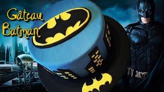 Gâteau Batman - Batman Cake | Cake Design