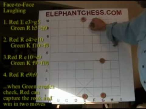 Xiangqi (Chinese chess) Strategy Lessons 1 & 2