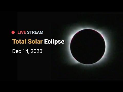 14 грудня відбудеться єдине цього року повне сонячне затемнення.