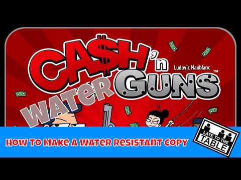 How to Make a Water Gun Version
