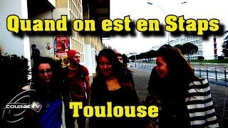 preview picture of video 'Quand on est en STAPS - Toulouse (Parodie) [HD]'