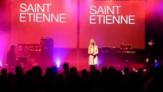 Saint Etienne - Hobart Paving - Glasgow ABC 16 Dec 2010 Video 08