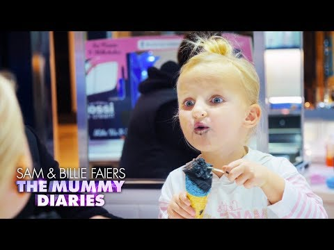 Nelly & Greg Go On A Shopping Spree | The Mummy Diaries