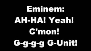 Eminem -  Hailie's Revenge (Ja Rule Diss) - LYRICS!!!