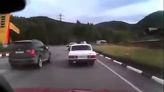 Драка на дороге  05