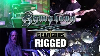 GEAR GODS RIGGED - Symphony X