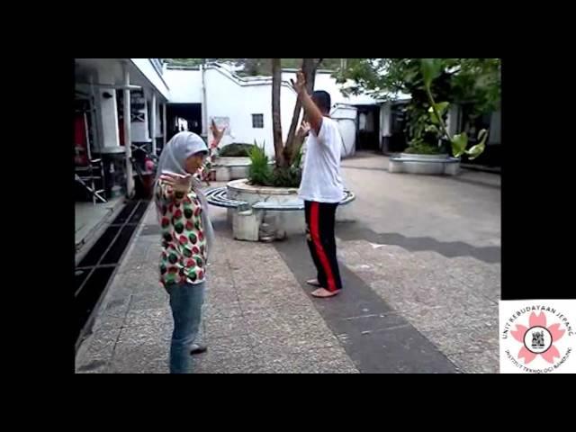 Ukj Itb Tutorial Video Bon Odori Rasa Sayange