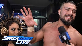 Andrade and Zelina Vega destined for King of the Ring royalty: SmackDown Exclusive, Aug. 20, 2019