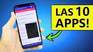 10 Aplicaciones NUEVAS que DEBES TENER en tu Android!
