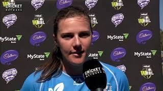 Tahlia McGrath Interview