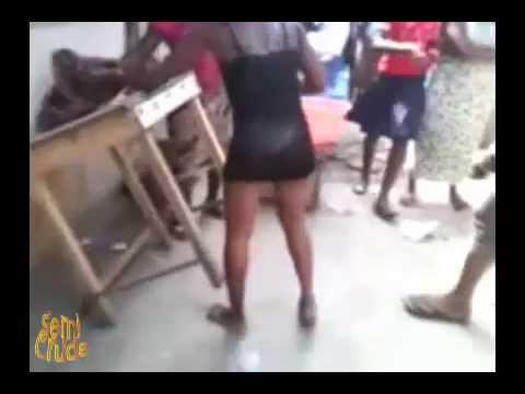Market Women Fight