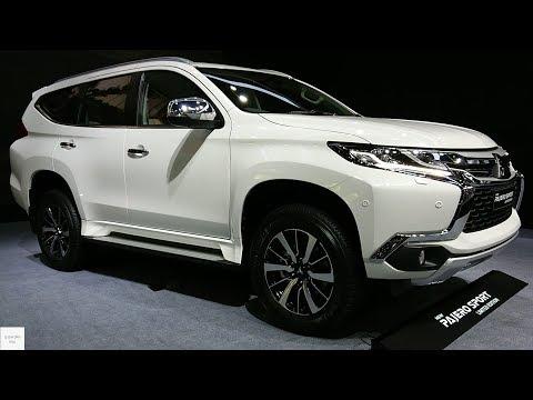 Download 2019 Mitsubishi Pajero Drive Off Road Interior Exterior