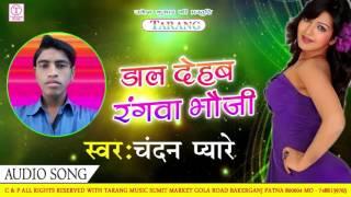 डाल देब रंगवा भौजी – bhojpuri holi songs 2017 – chandan pyare -latest holi song