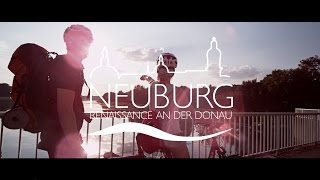preview picture of video 'Neuburg an der Donau'