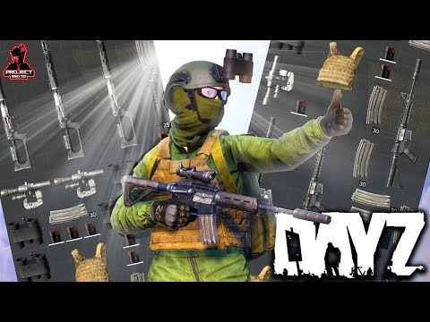 Raiding a CARELESS and RICH clan in DayZ...