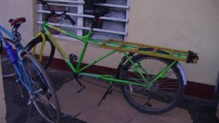 preview picture of video 'Project Rwanda Bike in Ruhengeri'