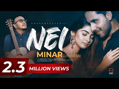 Nei | নেই | MINAR | Official Music Video | Zaher Alvi | Loren Mendes | Bangla New Song 2019