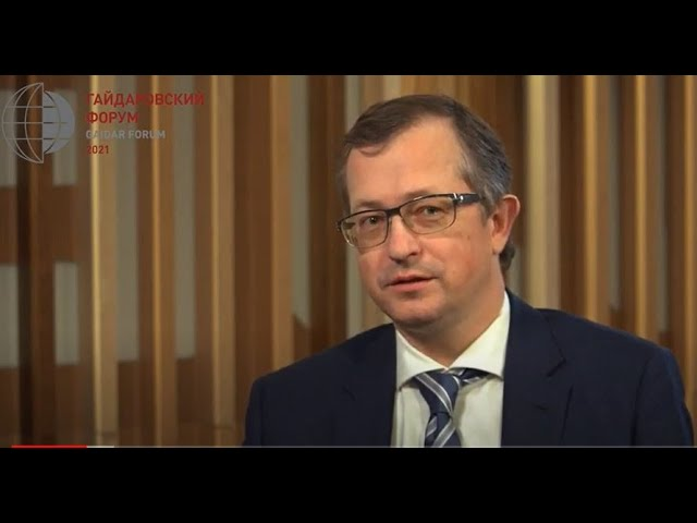 """CONVERSATION WITH ALEXEY SAVTYUGIN """"HOW THE FINANCIAL MODEL OF RUSSIANS HAS CHANGED DURING THE PANDEMIC"""""""