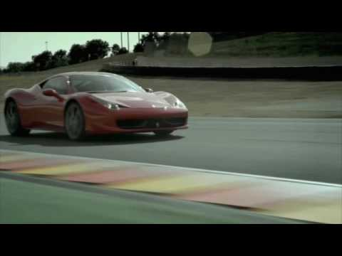 Awesome Ferrari 458 Commercial