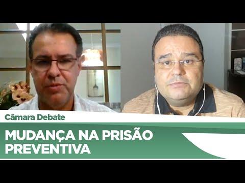 Deputados comentam mudança na prisão preventiva - 13/10/20