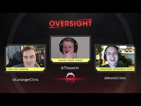 OverSight Episode 11: Couldn't See the Wood for the Trees (feat. HuK)