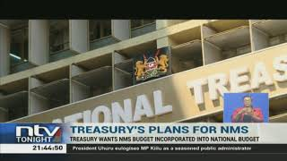 The National Treasury is now seeking approval from the National