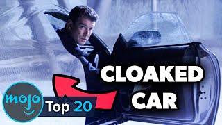 Top 20 Best James Bond Gadgets