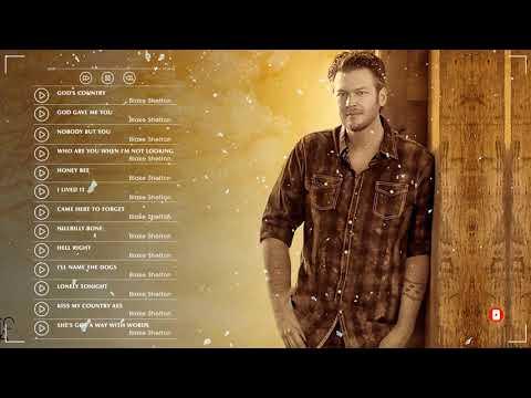 Blake Shelton Greatest Hits Full Album 👌 All songs by Blake Shelton 👌 Blake Shelton Best Songs 2021
