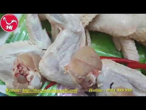Cánh gà tươi chất lượng giá rẻ