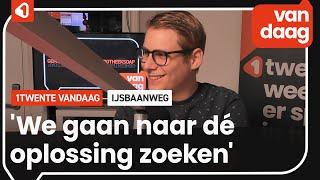 Mart van Lagen (CDA) over oplossingen voor hypotheekgedonder IJsbaanweg