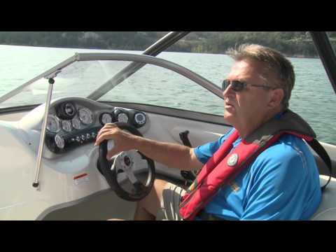 TAHOE Boats: 2014 Q7i EXTREME Power Boat Television Review