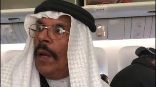 فهد العرادي يطقطق على خفة دم خالة ابو طلال ههههه