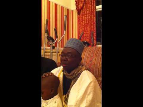 Sheikh Ibrahim Khaleel Niass part 1