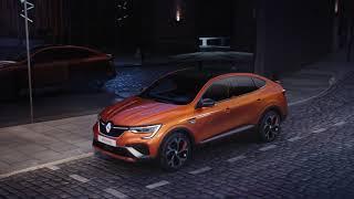 [오피셜] Nouveau Renault ARKANA : une approche hybride du SUV coupé