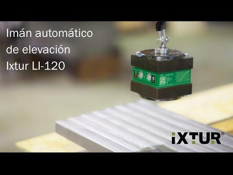 Imán automático de elevación Ixtur LI-120