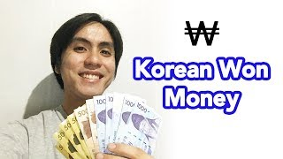 Korean Won Money - Czarina Money Exchange