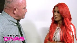 Eva Marie goes to WWE TV without an invite: Total Divas, Dec. 7, 2016
