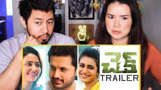CHECK | Nithiin | Rakul Preet | Priya Varrier | Chandra Sekhar Yeleti | Trailer Reaction!