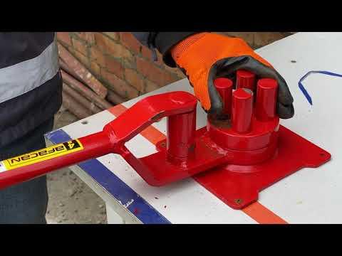 Ручной станок для гибки арматуры AFACAN 4B