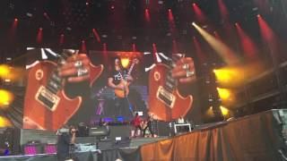 GUNS N ROSES ROCKET QUEEN LONDON STADIUM 2017