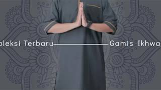 Rompi Sholat Pria Rompi Ikhwan Rosho Rosal by QOMISHU ORIGINAL